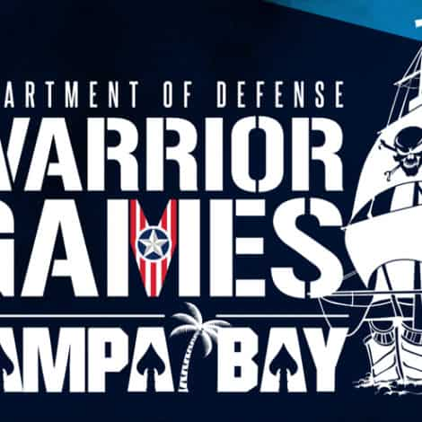 WARRIOR GAMES: Don't Miss the DoD Warrior Games in Tampa, Florida JUNE 21-30