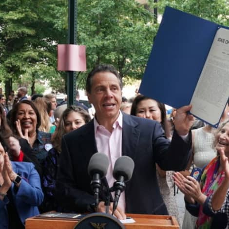 IS HE SERIOUS? Cuomo Says Men's Team Should Get 'PAID LESS' Because Women Played 'Better'