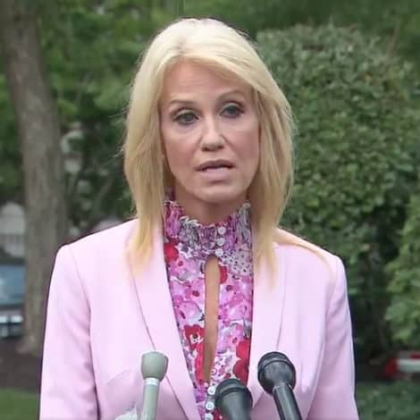 KELLYANNE ON FIRE: Kellyanne Conway Wants to Know if Bob Mueller Ever Read His Own Report