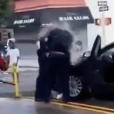 UNBELIEVABLE RESTRAINT: More Videos Emerge of Uniformed NYPD Officers Attacked with Water