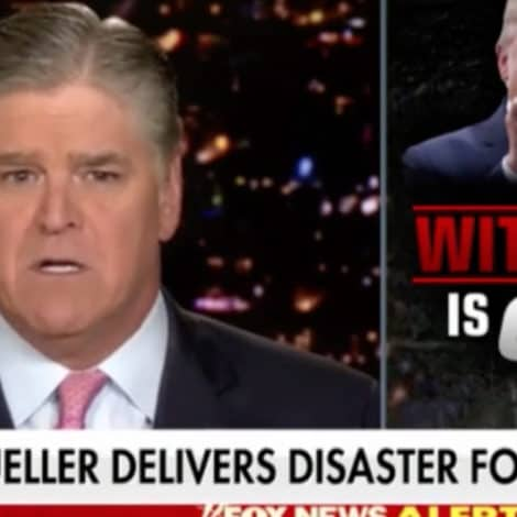 HANNITY: Robert Mueller's Congressional Testimony Was an 'UNMITIGATED DISASTER'