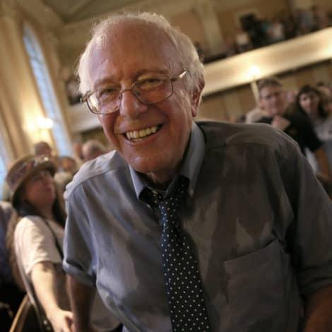 BRAIN FREEZE: Bernie Sanders Blames HEAT WAVE, Climate Change on Trump's 2 Year Presidency