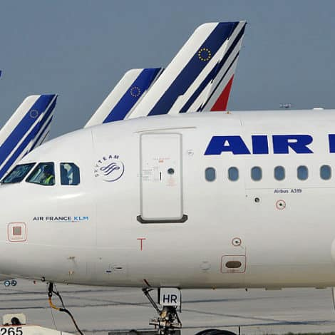 UNFRIENDLY SKIES: France Imposes New 'ECO-TAX' on Every International Flight