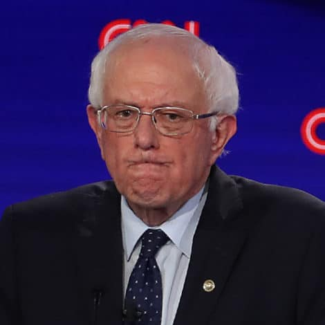 LIKE WHAT? Bernie Says Free Healthcare Won't Increase Illegal Immigration Because of 'Strong Border Protections'