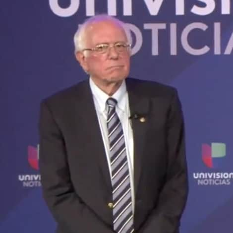 ONE WORD ANSWER: When Asked if Anyone in USA Can Keep Private Insurance, Sanders Says 'Nope'