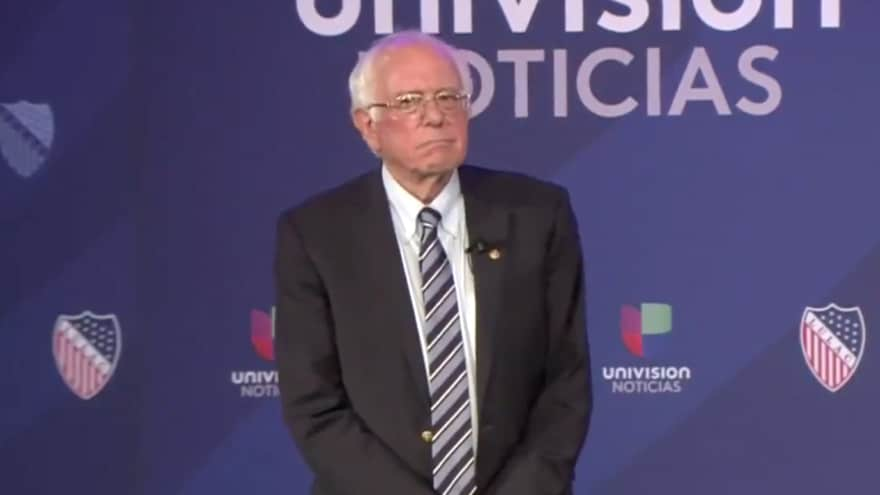 Partner Content - Bernie Backs Off: Sanders Says Mandatory Gun Buyback Programs 'Unconstit...