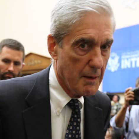 BOB'S VERY BAD DAY: Mueller Says He's 'Not Familiar' With Fusion GPS, Firm Behind Steele Dossier