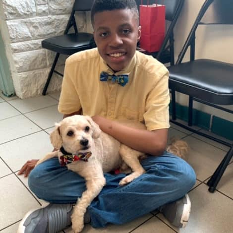BOY'S BEST FRIEND: This Amazing 12-Year-Old Creates Bow Ties to Help Shelter Dogs Find New Parents
