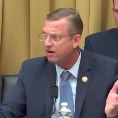 CIVICS LESSON: Rep. Doug Collins SCHOOLS Judiciary Committee for Avoiding Duties to Harass Trump