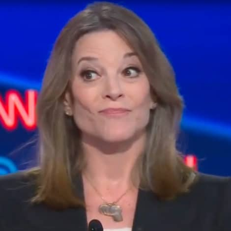 BIZARRE WARNING: Democrat Marianne Williamson Says Trump Awakening 'Dark Psychic Force' in USA