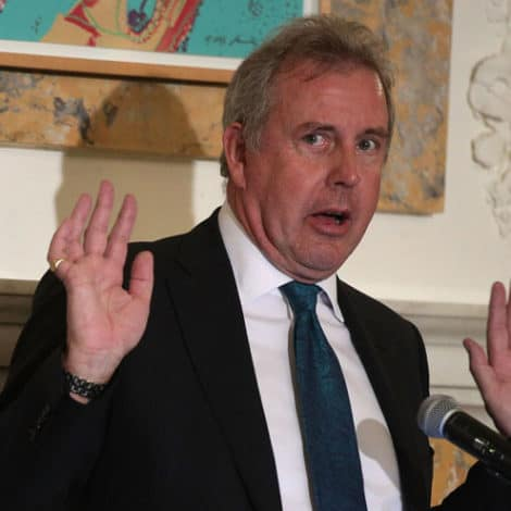 HE'S OUT: British Ambassador to the US Quits After Anti-Trump Memos Leak to the Public