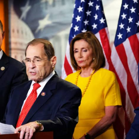 INTO THE ABYSS: Democrats Say Mueller 'Delivered,' Ready to Launch 'Impeachment Investigation'