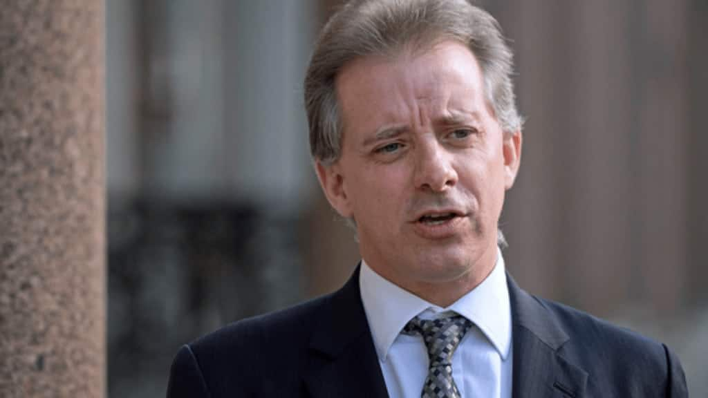 Partner Content - STEELE'S STATEMENT: Dossier Author Releases Statement, Says Never a 'Con...
