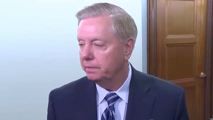 Partner Content - Graham on Impeachment: 'This is a Sham, This is a Joke, This is Un-Ameri...