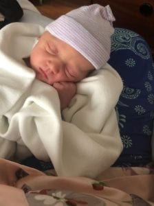 IT'S A GIRL! Congratulations to Lauren & Don on Their New Daughter!