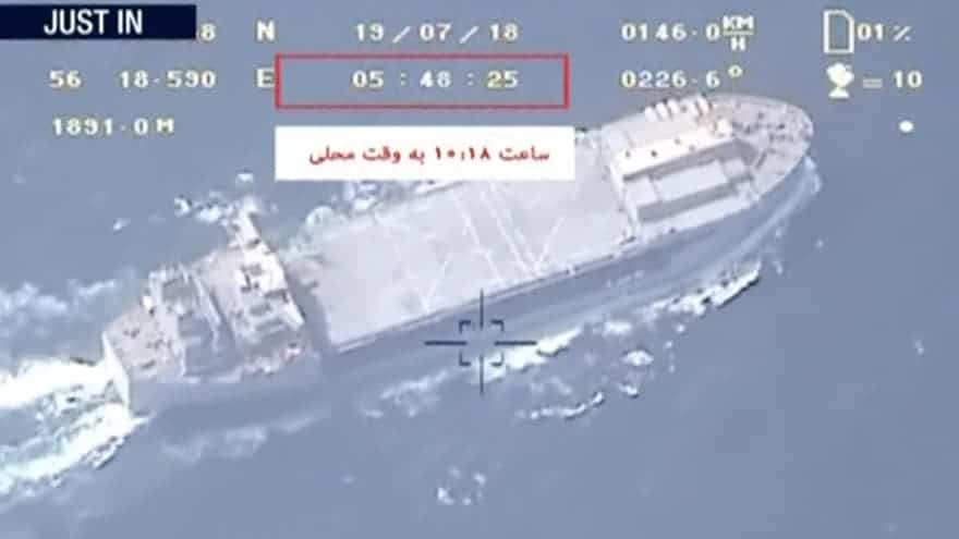 Partner Content - BREAKING NOW: Iranian Forces Seize Second British Ship in Straits of Hormuz