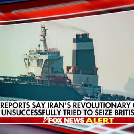 DEVELOPING: Iran Attempts to Seize BRITISH SHIP in Persian Gulf, Royal Navy Thwarts Attack
