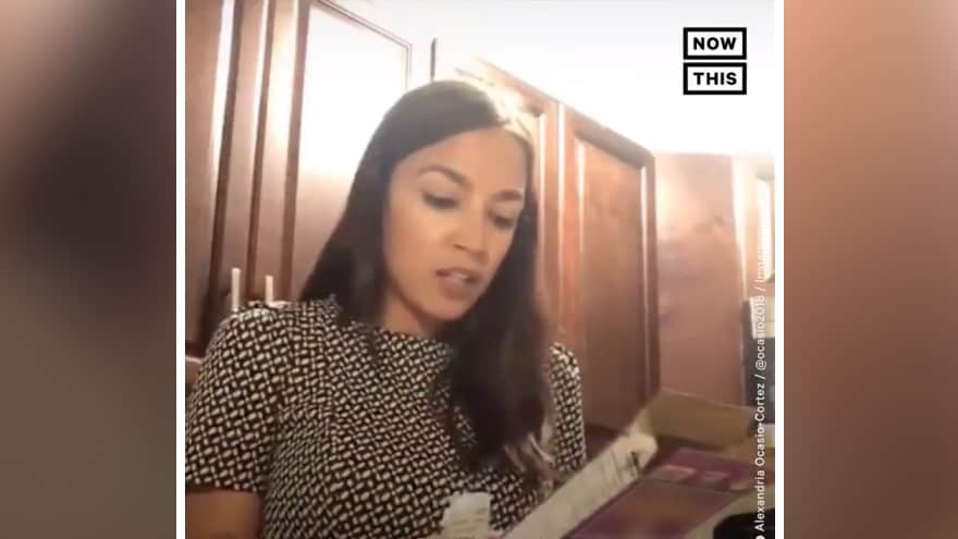 THIS IS REAL: AOC Attacks GOYA FOODS After CEO Praises President Trump's...