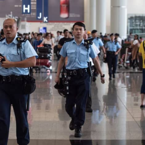 UPDATE: Hong Kong International Airport Resumes Flights After Days of Chaos and Cancellations