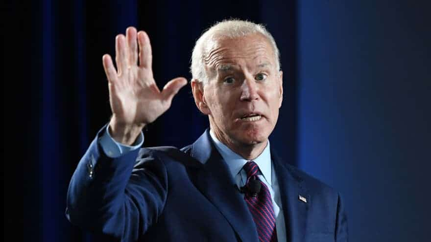 Partner Content - JOE FIRES BACK: Biden Swipes at Sanders, Warren's 'Medicare for All' Pro...