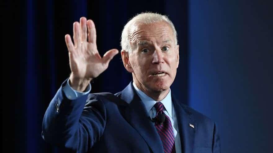 Partner Content - UNDER THE BUS: Joe Biden Blames Staff for Hunter Problems, Says Nobody '...