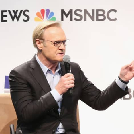 REPORT: MSNBC's O'Donnell 'Backs Away' from Unverified Trump-Russia Claim