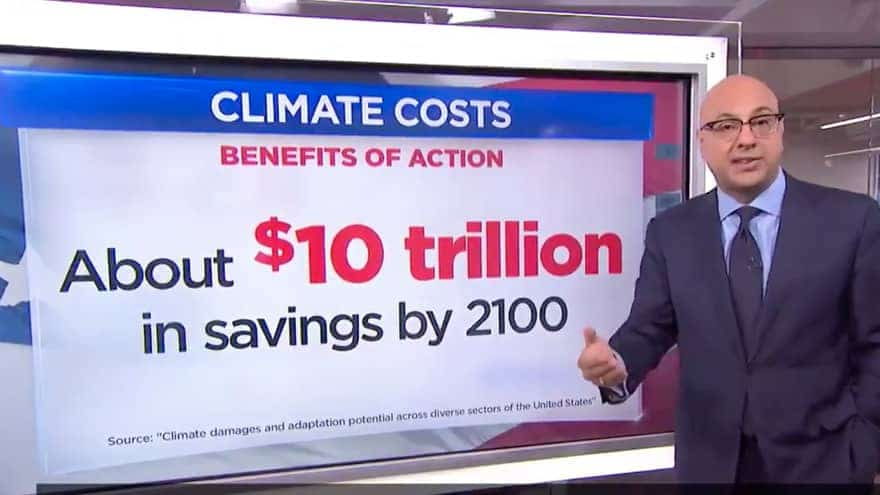 Partner Content - CONSPIRACY TV: MSNBC Host Claims Bernie's $16 TRILLION Climate Plan Will...