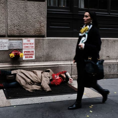 DE BLASIO'S NYC: City's 'Hotel Homeless' Population SOARS as Officials Struggle to Open More Shelters