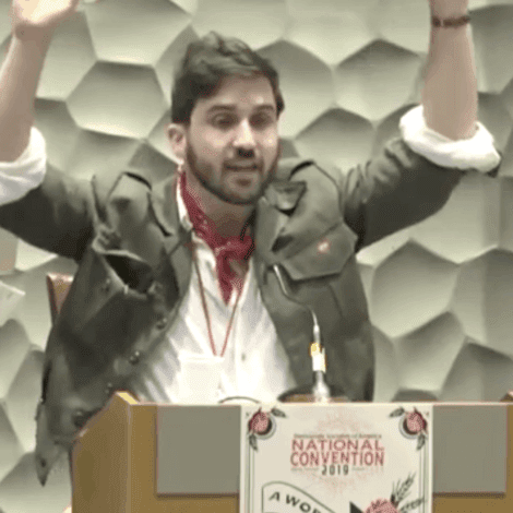 WATCH: Hilarious Video From The Democratic Socialist Convention