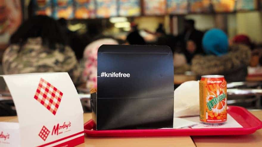 Partner Content - THIS IS REAL: UK Government Introduces 'Knife Free' Boxes of Fried Chick...