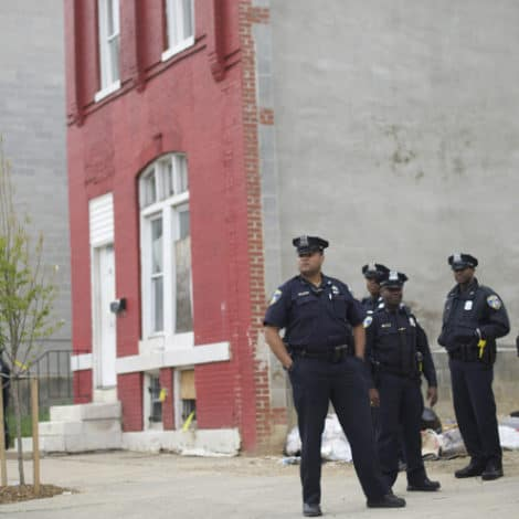 'UNDER THE BUS': Baltimore Police Officers 'Afraid to Make Arrests,' Say 'Not Supported' by Officials