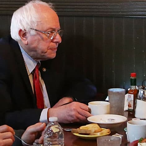 KITCHEN NIGHTMARE? Bernie Reportedly Rude to Restaurant Staff in San Fran, Loses Votes, Wife Apologizes