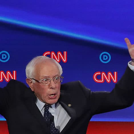 IRONY ALERT: Bernie Demands Walmart Pay a 'Living Wage' After His Campaign Cuts Workers' Hours