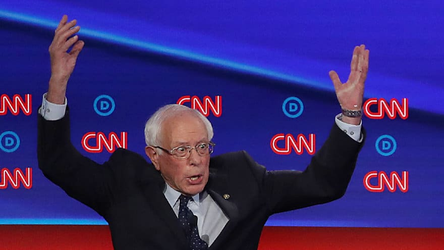 Partner Content - BACK IN THE U.S.S.R! Bernie Sanders Calls for 'National Rent Control' fo...