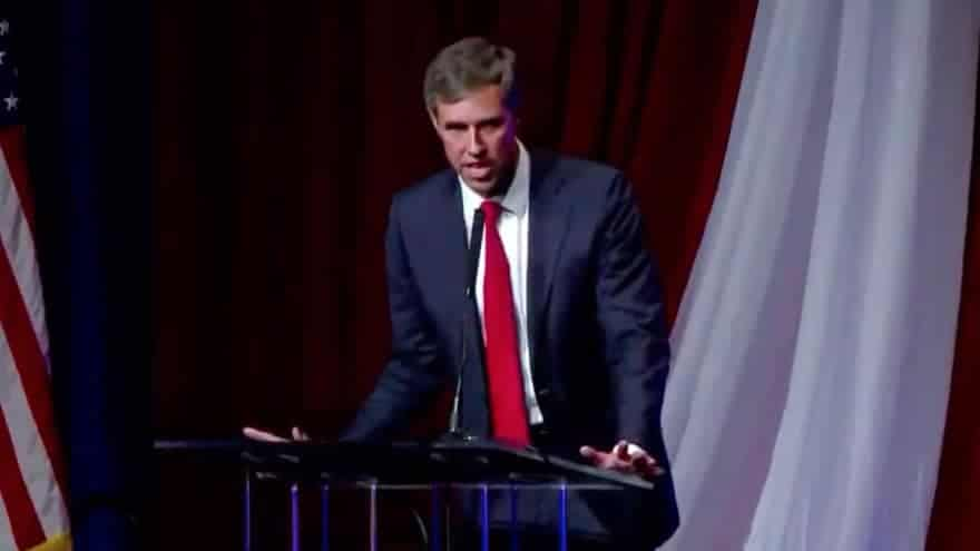 Partner Content - BETO TRASHES USA: O'Rourke Says 'America Founded on Racism and is Still ...