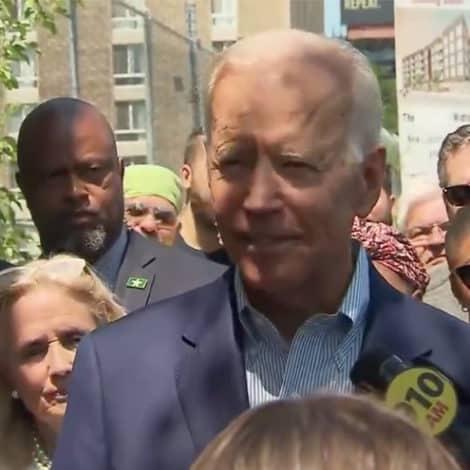 NEW RADICALS: Joe Biden Says He's 'Surprised' at Liberal Attacks on Barack Obama During Debate