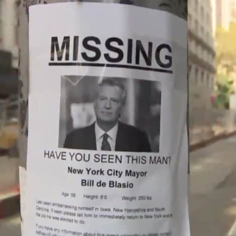 ONE NIGHT IN TEXAS: Some Dems Fail to Meet Debate Requirements, De Blasio 'MISSING' in NYC
