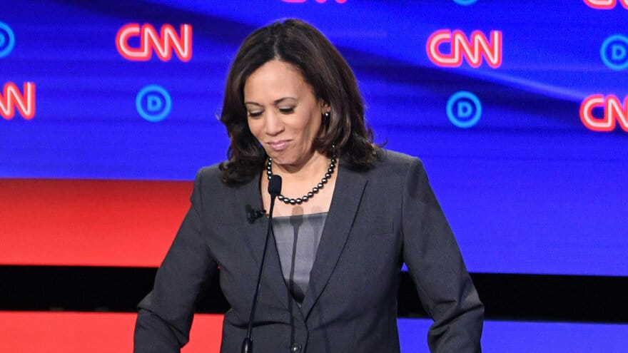 Partner Content - TROUBLE: Kamala Harris Slips to 1% in Latest New Hampshire Poll
