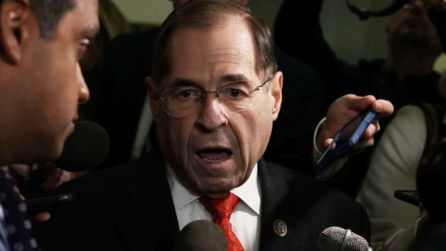 Partner Content - NADLER STEPS IN: Rep. Nadler Blames Trump for 'Growing Anti-Semitism in ...