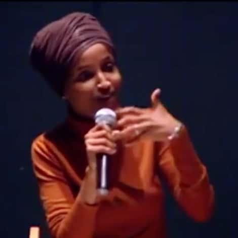 OMAR'S NEW PLAN: Omar Says UNITED NATIONS Should Handle Immigration Crisis at US-Mexico Border