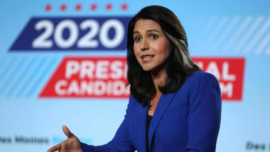 Partner Content - TULSI DENIED? Rep. Gabbard Slams DNC Over Debate Criteria, Urges 'Fairne...