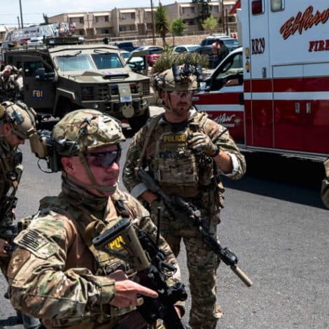 HORROR AT WALMART: At Least 15 Dead After Gunman Opens Fire at El Paso Walmart, Suspect in Custody