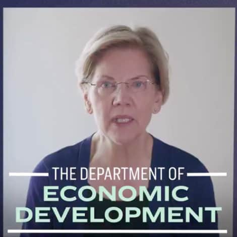 BACK TO THE USSR! Elizabeth Warren Proposes 'Department of Economic Development' to Regulate Economy