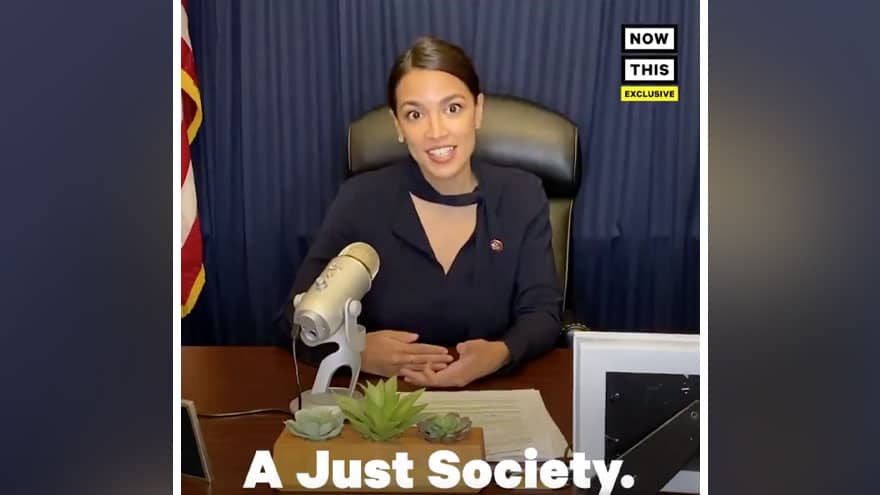 Partner Content - GLOVES OFF: Bernie-Backing AOC RIPS Biden, Says He Spent 'Years Working ...