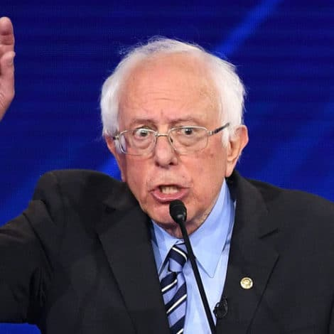 ADD IT TO THE LIST: Fading Bernie Unveils His $2.5 TRILLION 'Housing for All' Plan, Calls for Tax Hikes