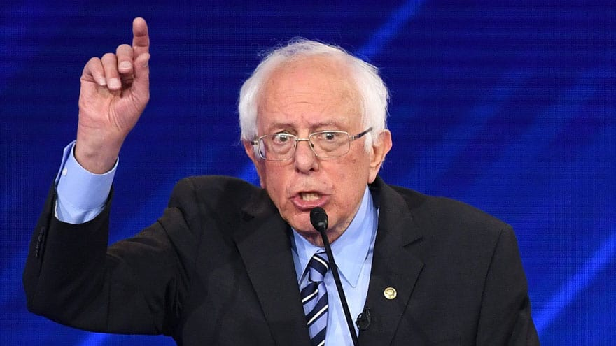 Partner Content - ADD IT TO THE LIST: Fading Bernie Unveils His $2.5 TRILLION 'Housing for...