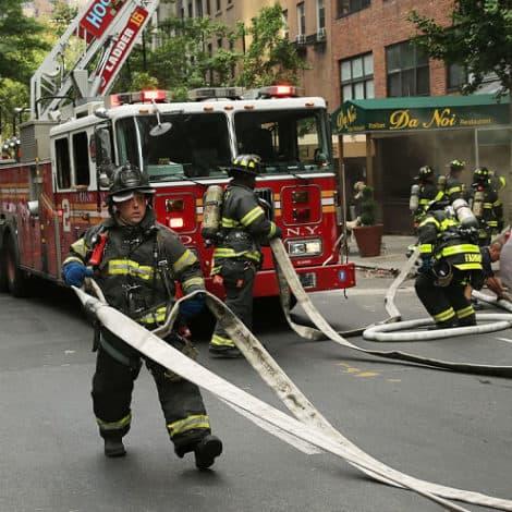 FDNY UNION: De Blasio's Policies Causing Longer 'Response Times' for Fire Emergencies