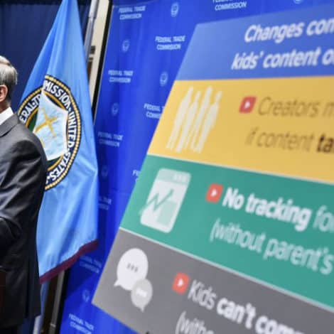 ANTI-SOCIAL MEDIA: YouTube, Google to Pay $170M Fine for 'Violating Children's Privacy'