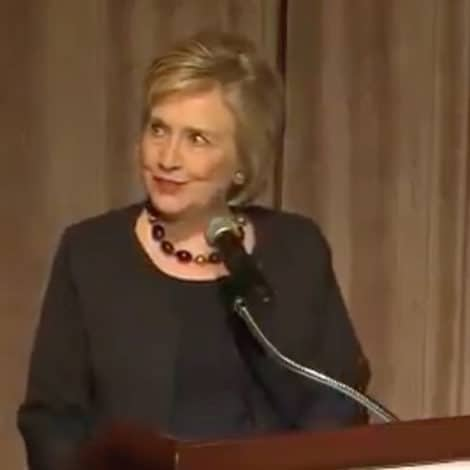 ADD IT TO THE LIST: Hillary Blames Supreme Court Decision for 2016 Election Loss
