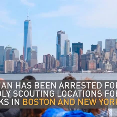 REPORT: Hezbollah 'Terror Scout' Searched for Targets in New York City, Sent Photos to Lebanon